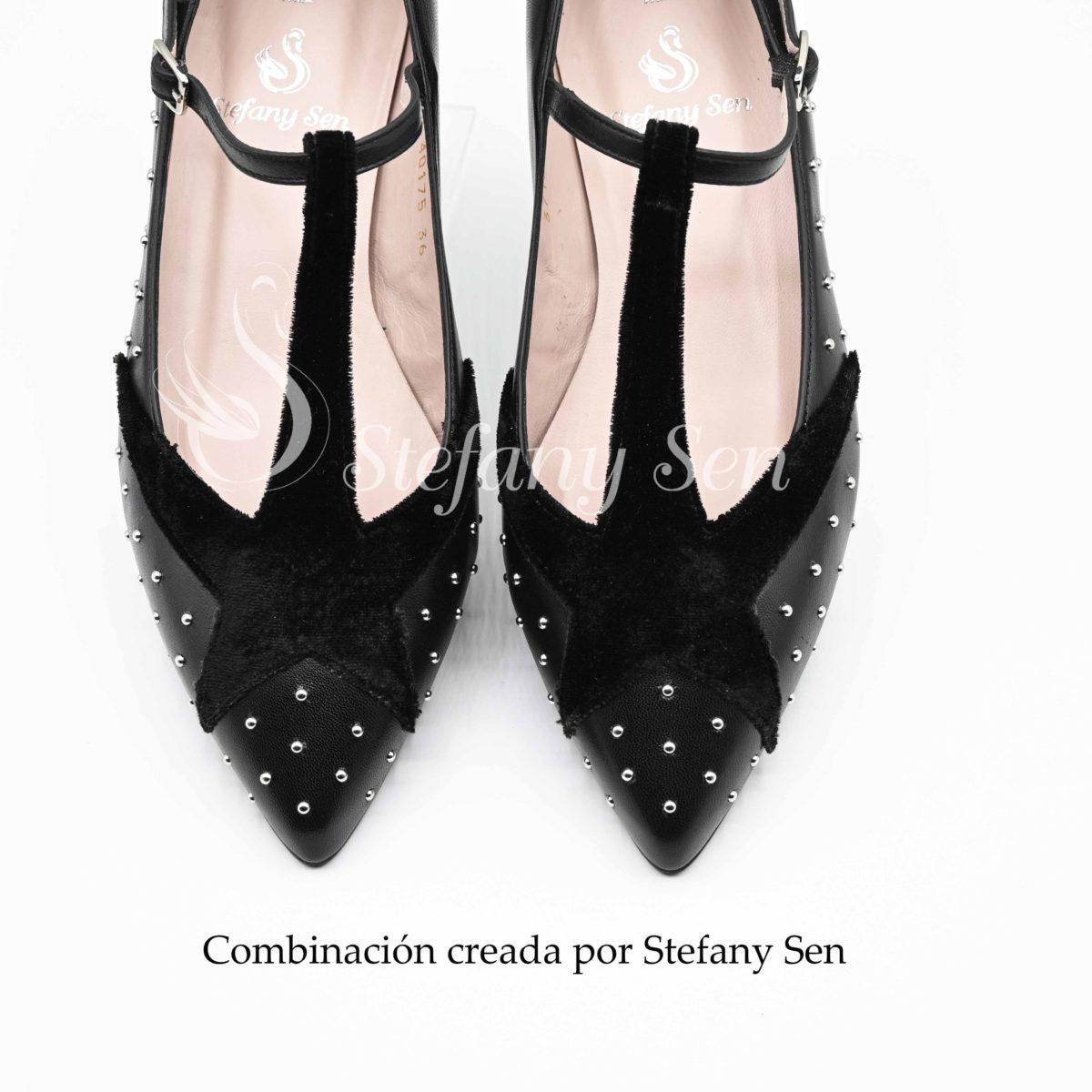 Zapato Estrella Rock