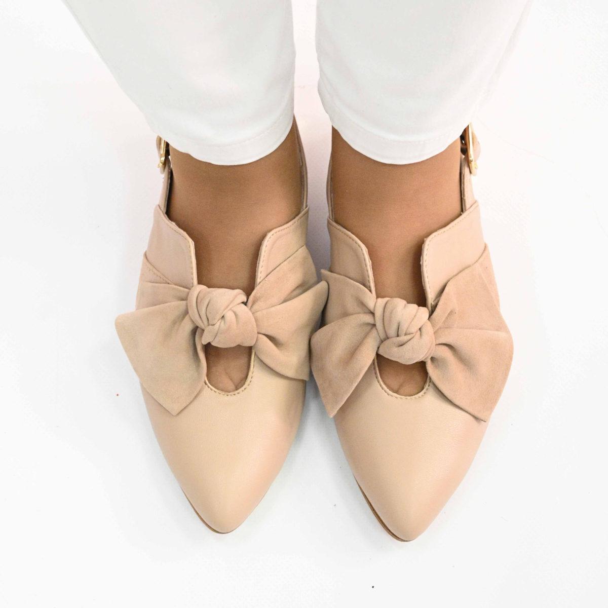 Zapato Ray Nude