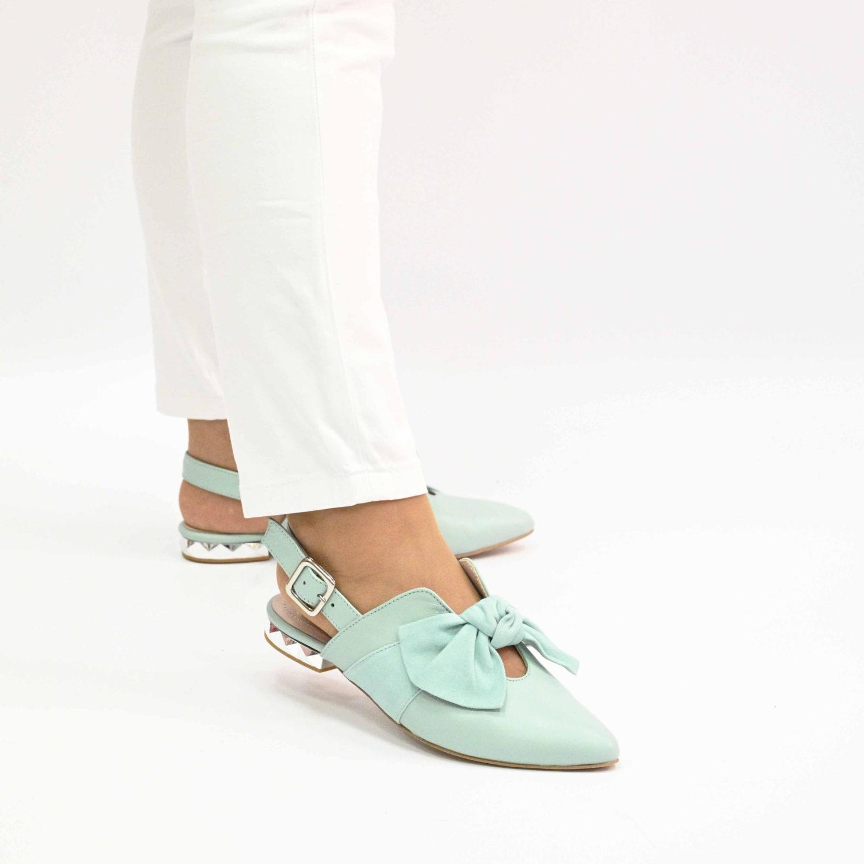 Zapato Ray Mint