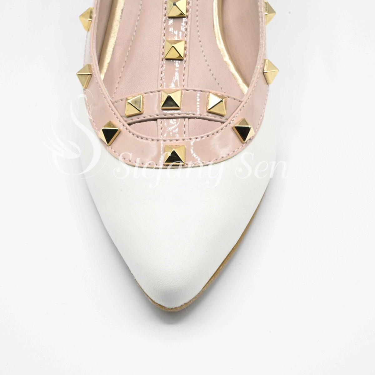 Zapato Marfil