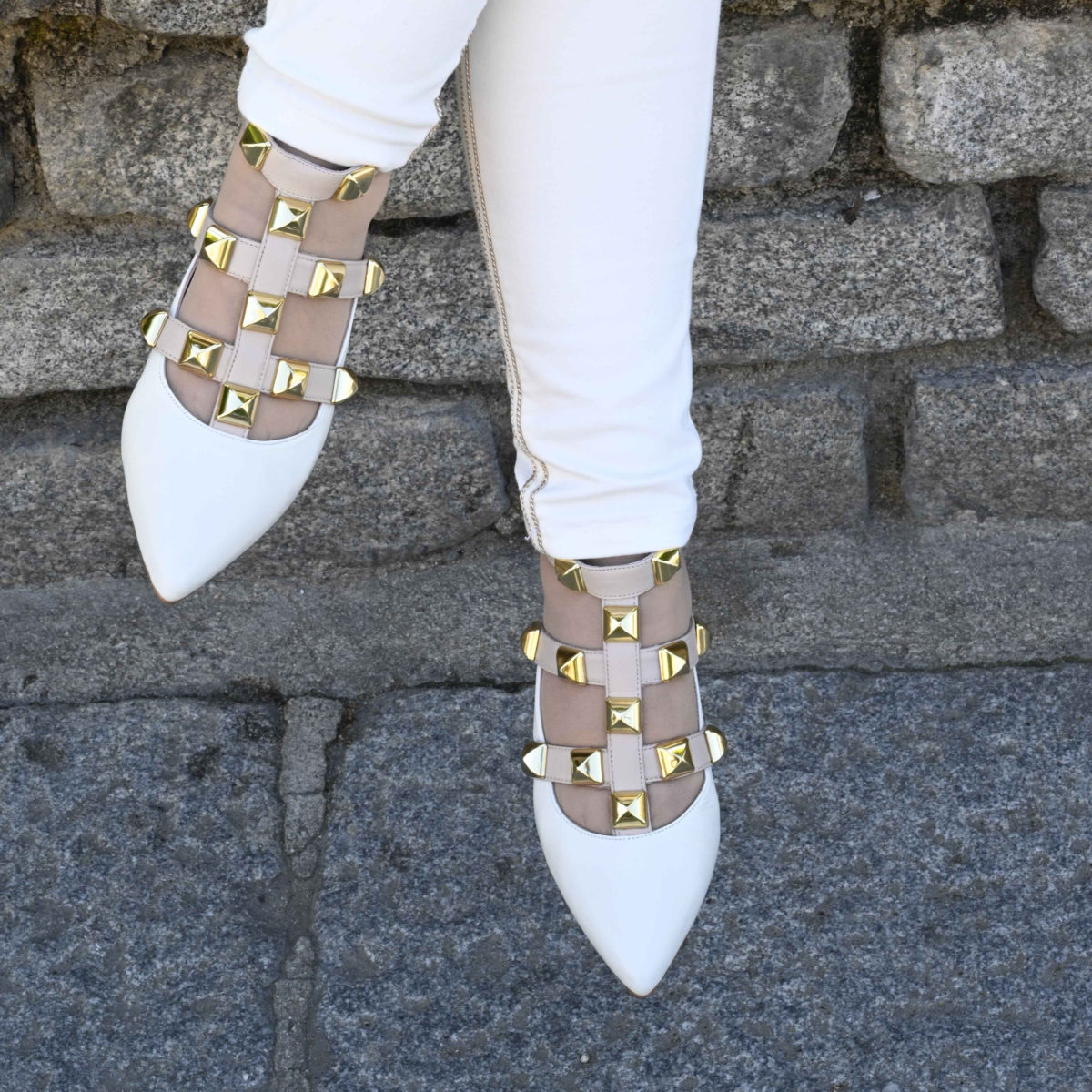 Zapato Pirámides